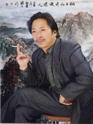 书画名家郭晓恒