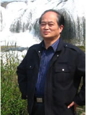 书画名家潘威东