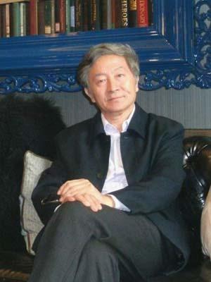 书画名家郑金林