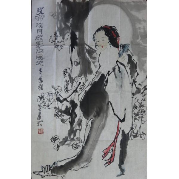 孙墨龙 人物45*69